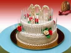 Dísztorta (születésnapra)
