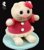 Marcipándísz (Hello Kitty)