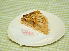 Almás de lux torta
